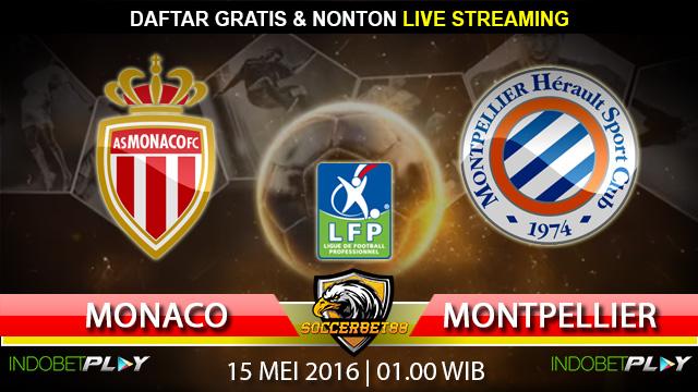 Prediksi Monaco vs Montpellier 15 Mei 2016 (Liga Perancis)
