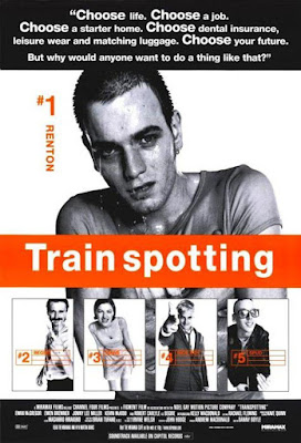 Trainspotting 1996 DVD R1 NTSC Latino