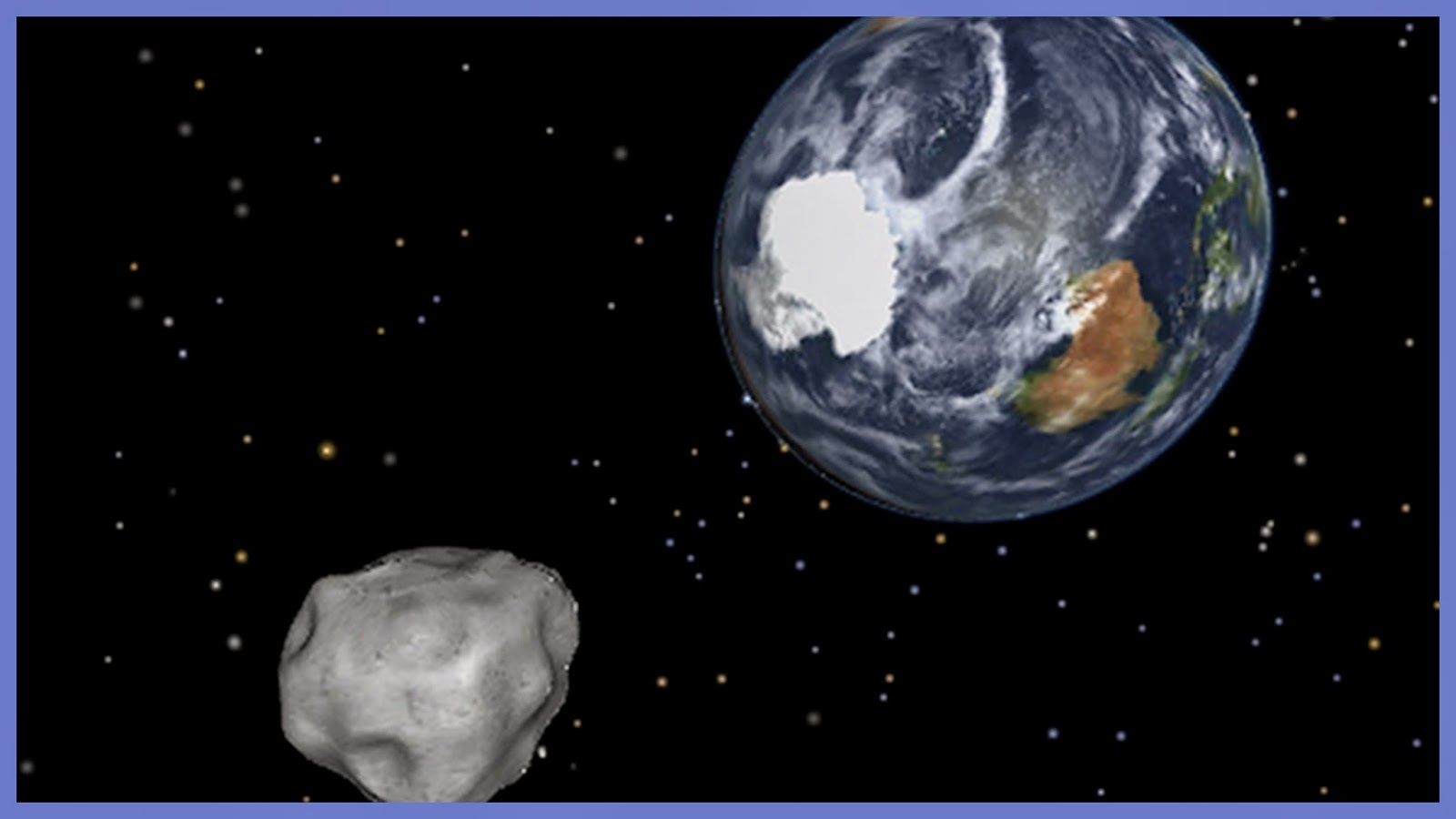 largest asteroids in the universe - photo #5