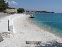 plaža Radonja Selca slike otok Brač Online