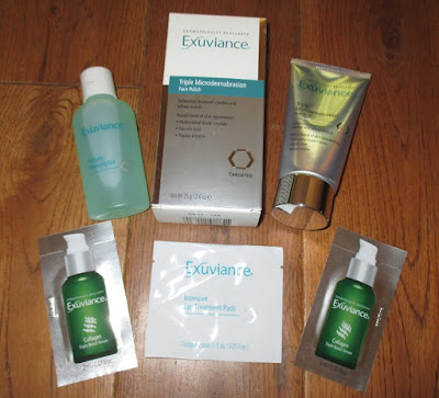 ROCKIN REBEL DEALS: Polish and exfoliate your face with Exuviance Triple Microdermabrasion Face Polish