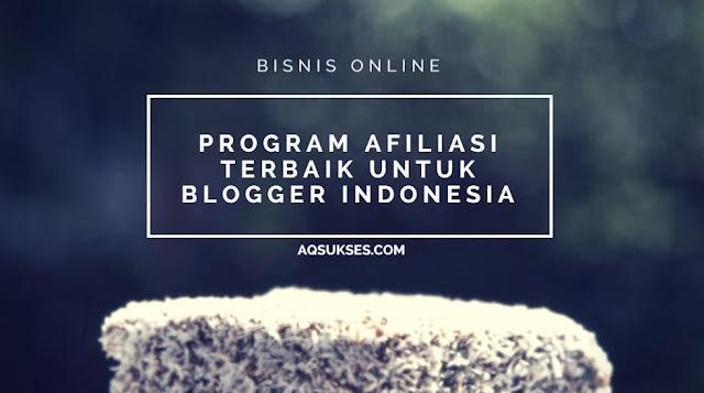 Program Afiliasi Indonesia