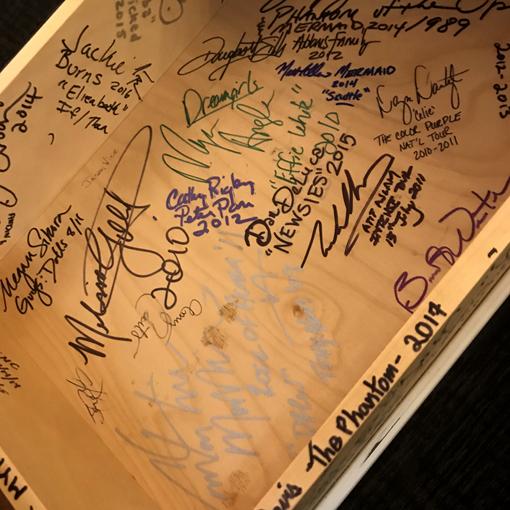 Fox Theatre Ghost Tour 2018 | Photo: Travis Swann Taylor