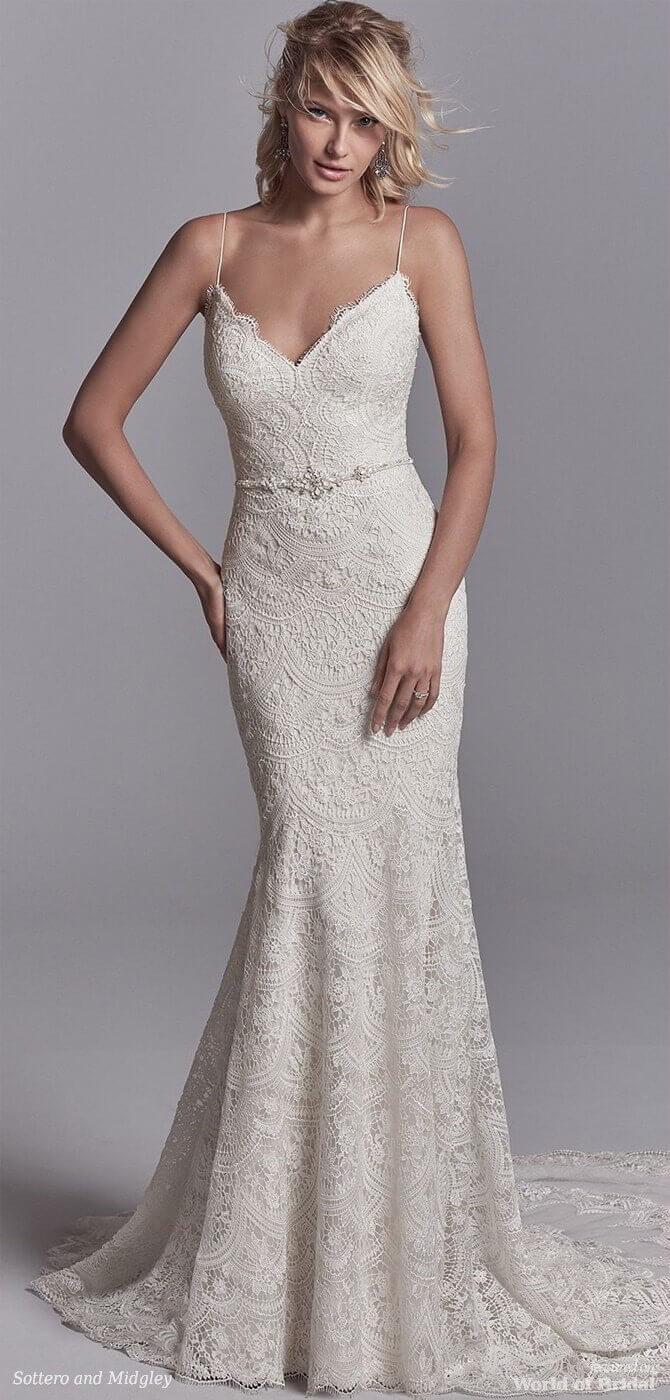 wedding lace dresses