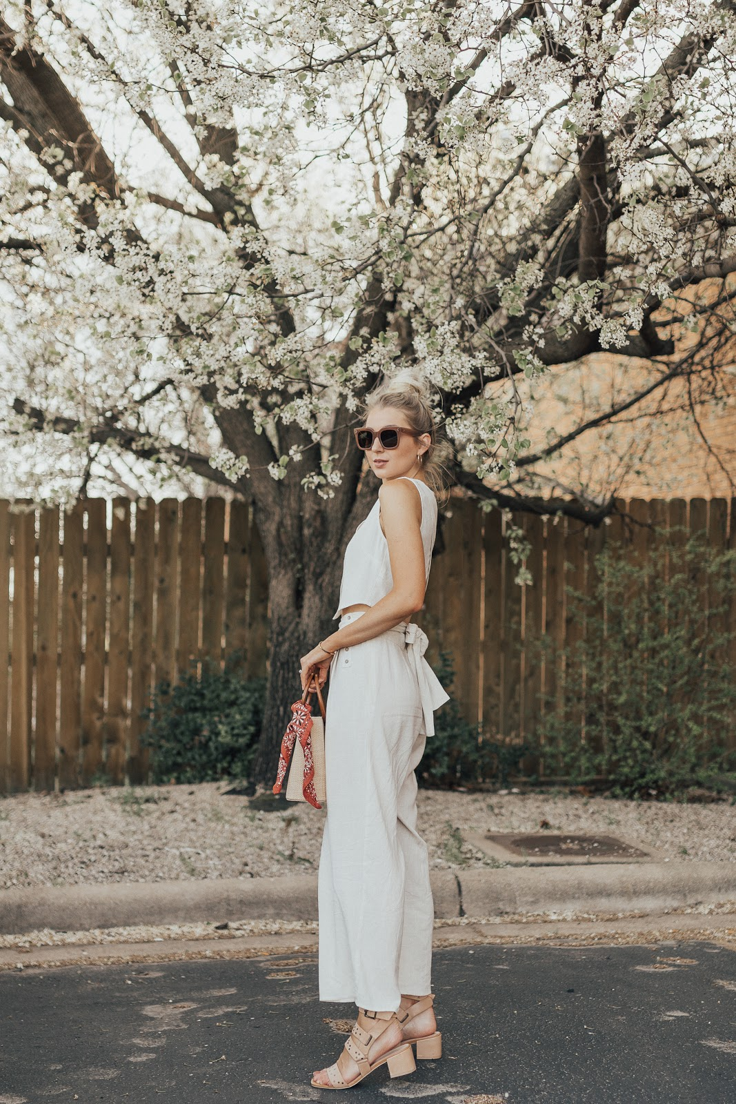 breezy wide-leg pants | Love, Lenore