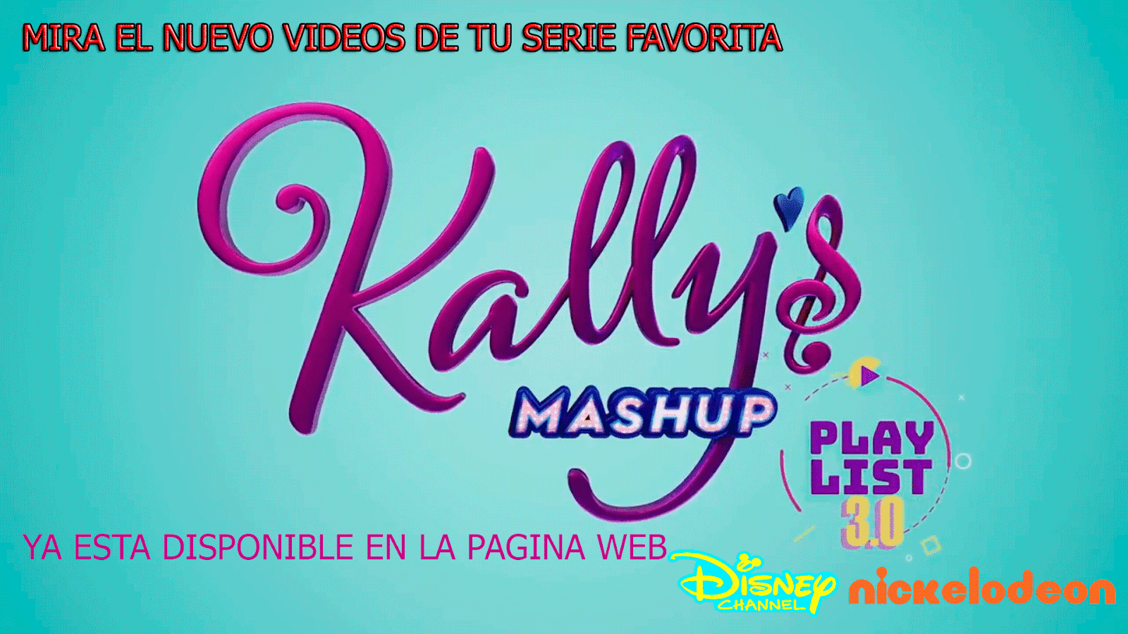 Kallys Mashup - PlayList 3.0 (Online)
