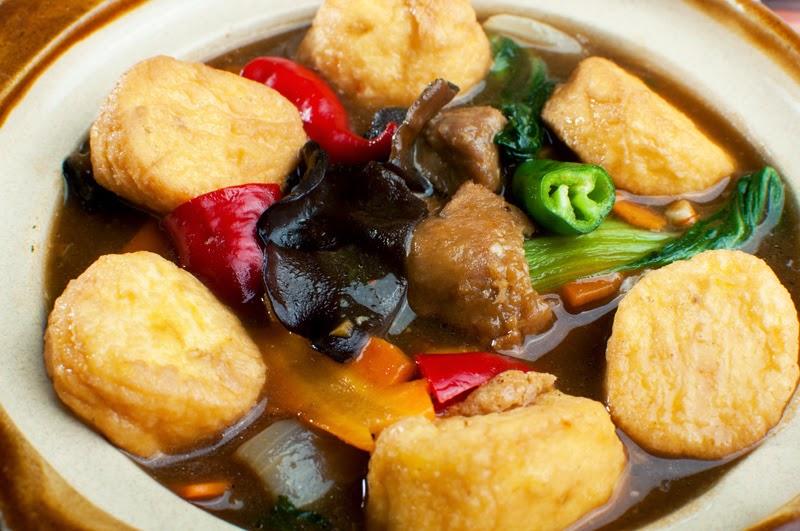 Resep Sapo Tahu Seafood Masakan Chinese Food Yang Enak