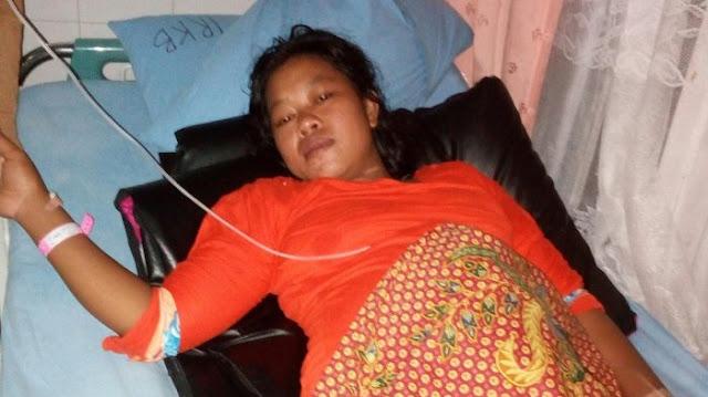 Tidak Boleh Ditemani Keluarga, Wanita Ini Melahirkan Bayinya Di Toilet Rumah Sakit Seorang Diri