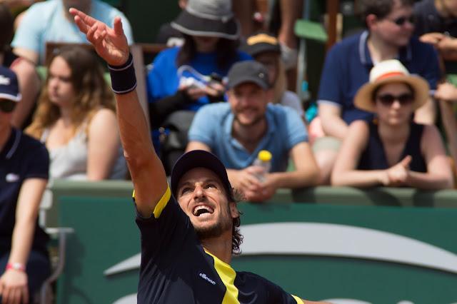 Feliciano Lopez tennis roland-garros