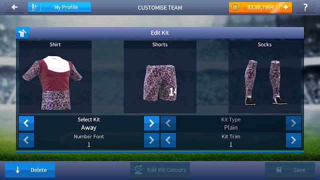kit daster dream league soccer 2017