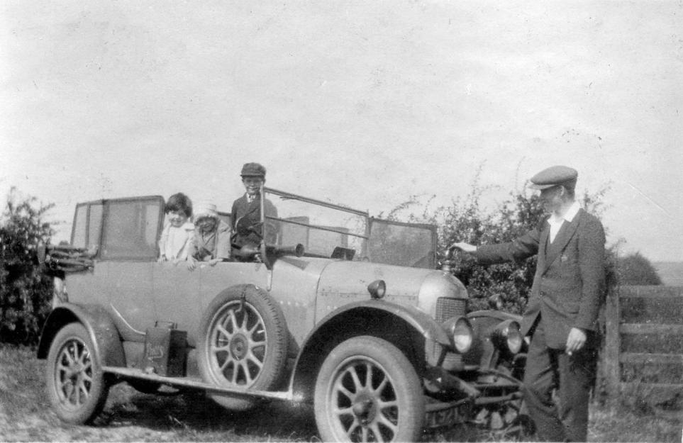 1922 Bullnose Morris