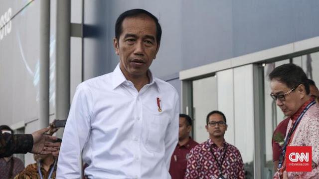 Belum Umumkan Cawapres, Jokowi Disebut dalam Posisi Tak Aman