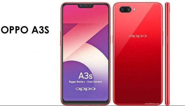 Oppo A3S Harga dan Spesifikasi Terbaru dengan Fitur yang Mumpuni
