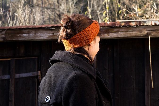 diy crochet headband gehäkeltes stirnband selber machen