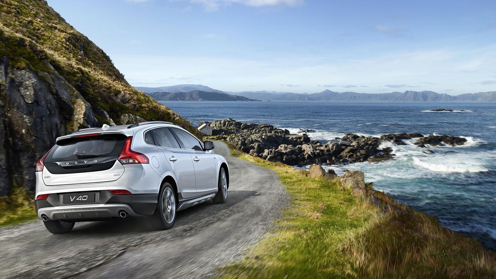 f1 Οδηγούμε το Volvo V40 Cross Country D2 Ocean Race Ocean Race, TEST, Volvo, Volvo V40, Volvo V40 Cross Country, ΔΟΚΙΜΕΣ