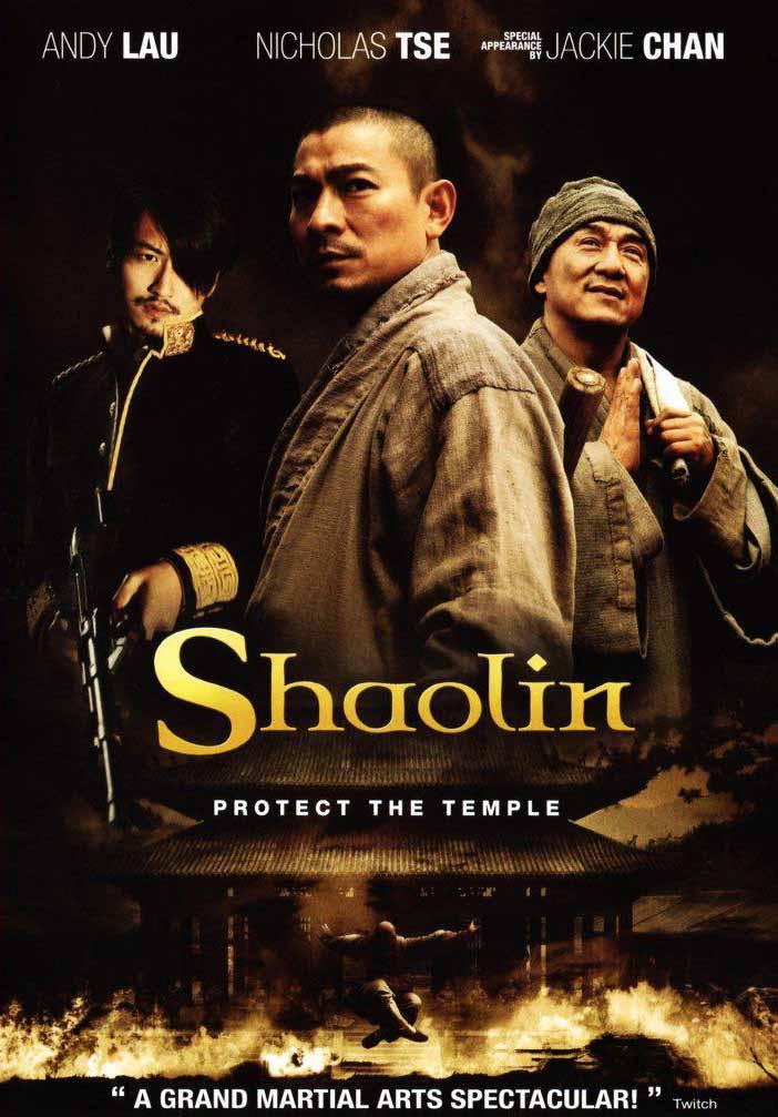 Shaolin Torrent - Blu-ray Rip 720p Dublado (2012)