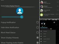 Download BBM MOD Black Dark Apk Terbaru
