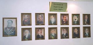 Presidentes Maçons Museu Ariosvaldo Vulcano