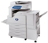 Impresora Xerox Workcentre M123