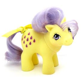 MLP Baby Lemon Drop Year Four Int. Playset Ponies III G1 Pony