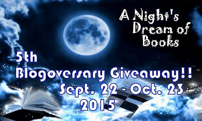 http://anightsdreamofbooks.blogspot.com/2015/09/fifth-blogoversary-giveaway-for-nights.html