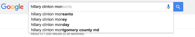 De nenhuma maneira um usuário do Google poderia estar olhando para Monica Lewinsky.