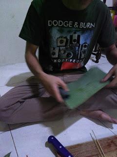 Cara Membuat Lontong