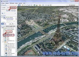 برنامج Google Earth,Google Earth