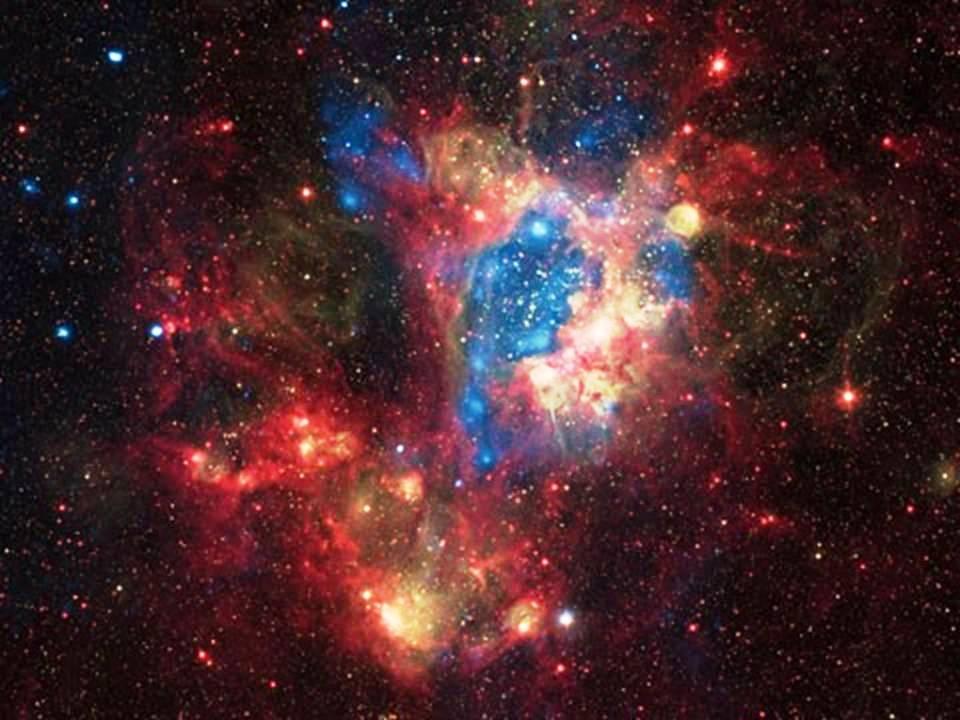 Despierta abre tus ojos 191Est225 buscando la NASA a Nibiru