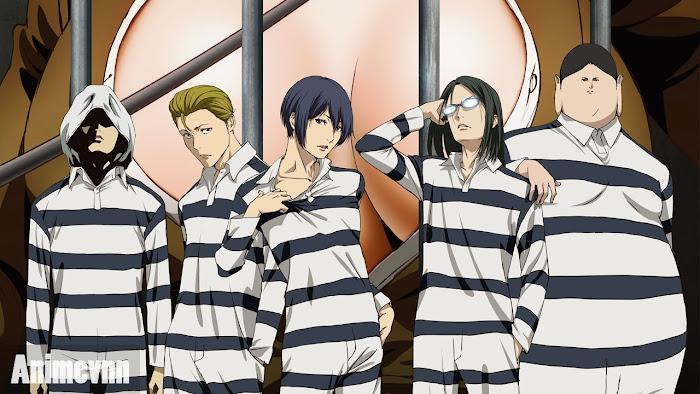 Ảnh trong phim Prison School 1