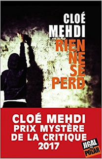 Rien Ne Se Perd de Cloé Mehdi PDF