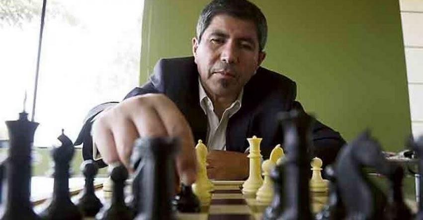 Julio Granda es elegido como directivo de la Federación Internacional de Ajedrez - FIDE