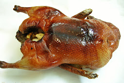 Crispy Skin Roast Duck