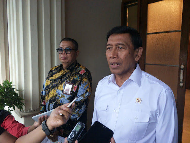 Pengurus Hanura Berhentikan Oesman Sapta, Ini Komentar Wiranto