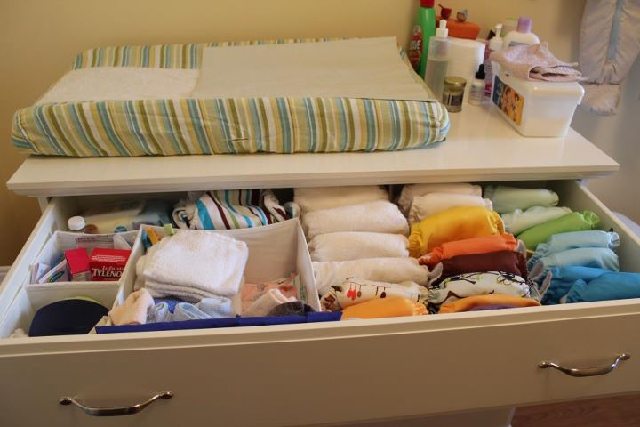 The Awesome Cloth Diaper Blog Storing Diapers