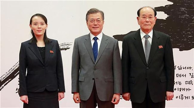 North Korean leader's sister, other officials to accompany Kim Jon-un in inter-Korean summit: Seoul