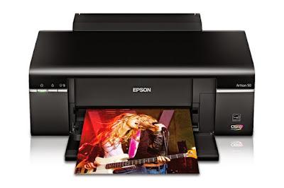Image Epson Artisan 50 Printer Driver