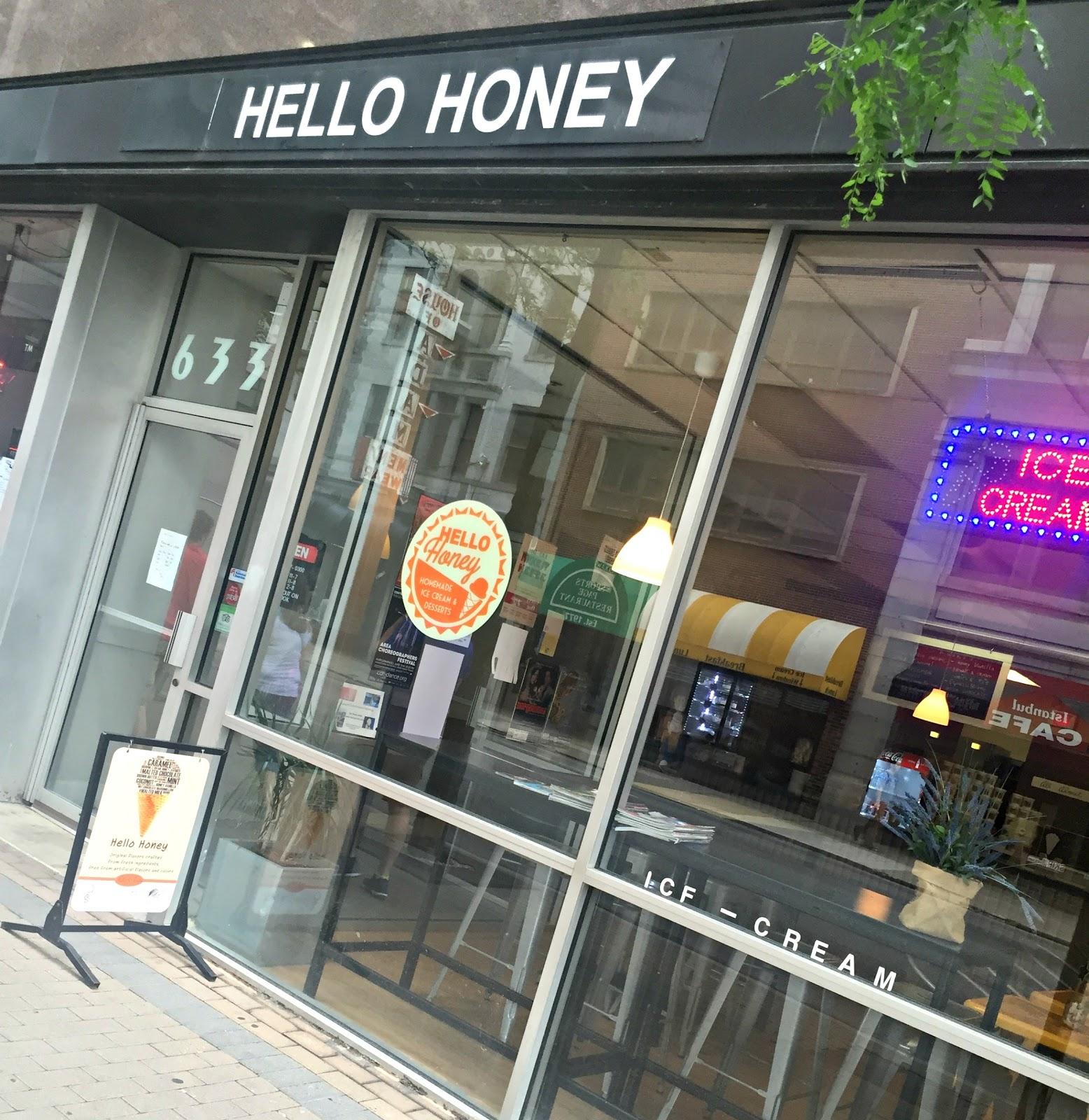 Helloorestaurants Near Me: Restaurant Review: Hello Honey - Downtown Cincinnati