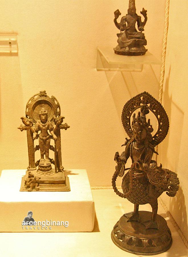 museum nasional indonesia kinara kinari