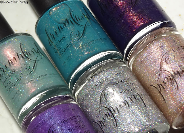 Dreamland Lacquer | Woleebaph Ronder Wily Collection