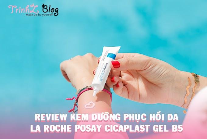 [HÀNH TRÌNH TRỊ MỤN] Kem dưỡng phục hồi da La Roche Posay Cicaplast Gel B5