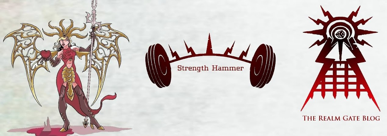 Strength Hammer's The Realm Gate Blog