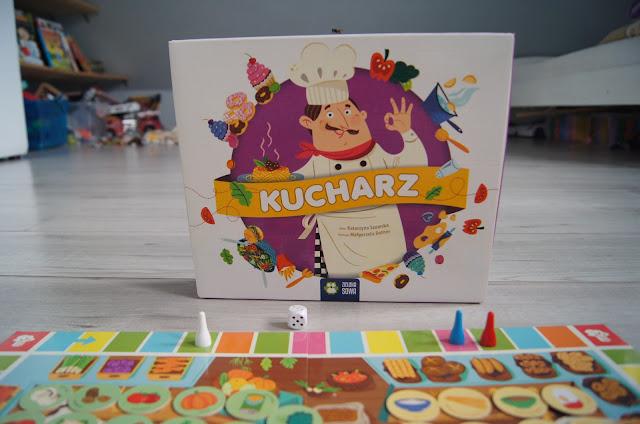 Kucharz - nowość od Wydawnictwa Zielona Sowa!