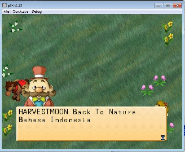Download Harvest Moon Back To Nature PC Bahasa Indonesia Tanpa Emulator