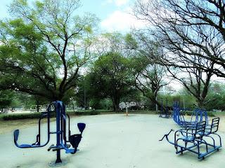 Área de Fitness - Praça da Encol, Porto Alegre
