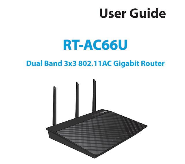 ASUS RT-AC68U Manual