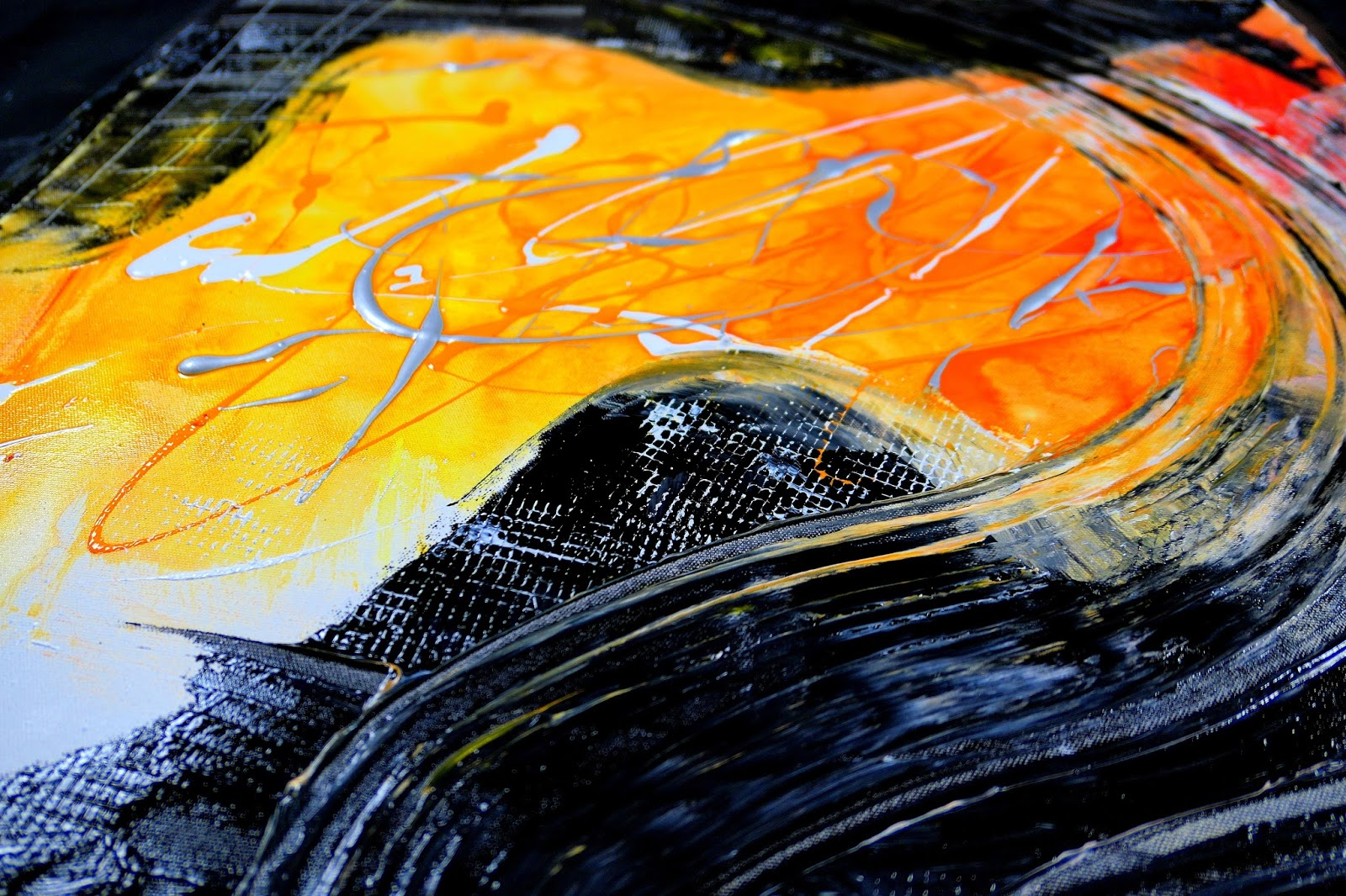 Abstract Paintings By Peter Dranitsin Abstract Painting Online Video Lessons By Dranitsin