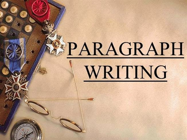 English 101 writing a paragraph ppt