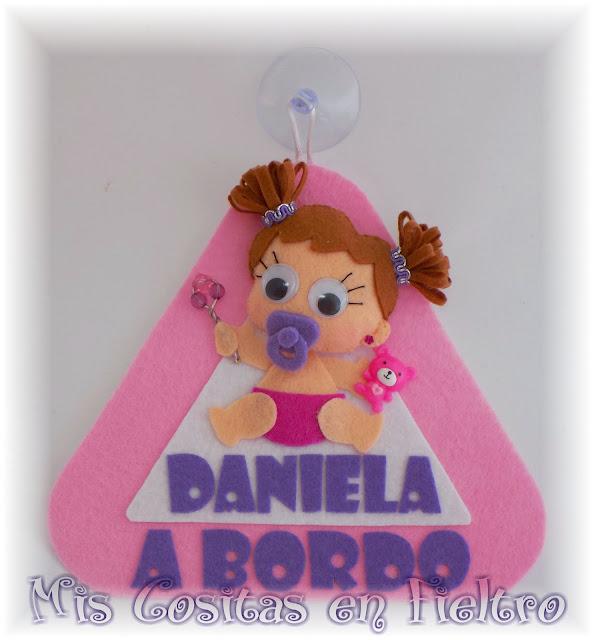 Triángulo coche, triángulo seguridad, bebé a bordo, niño a bordo, alerta niños