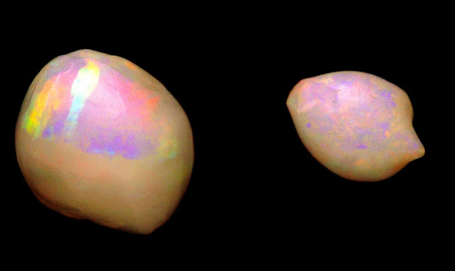 The World's First Recorded Opalised Pearls Discovered